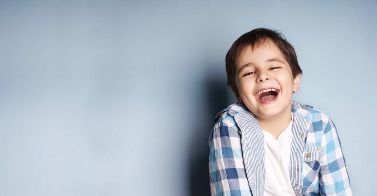 Terapia miofunzionale bambino - Studio Dentistico Marcon